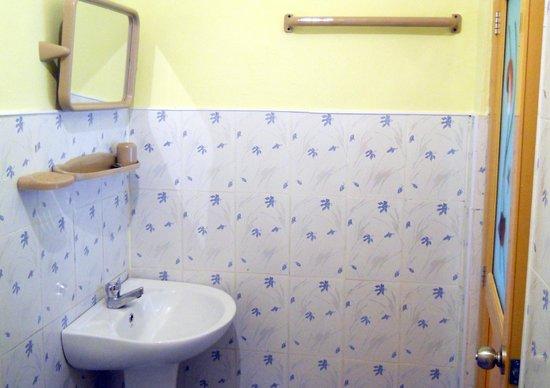 Blue Sky Ella: Bathroom