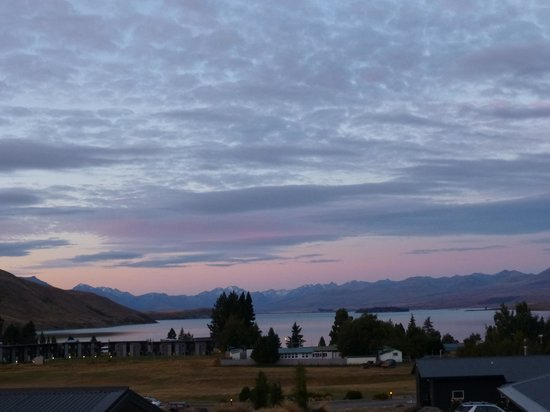 Tekapo Heights: Views