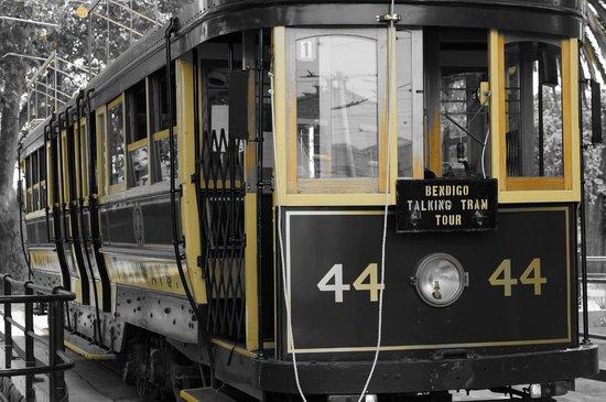 Bendigo Tramways: Tramway Depot
