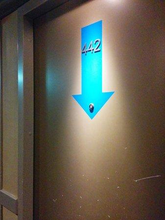 Hampshire Hotel - Eden Amsterdam : Door