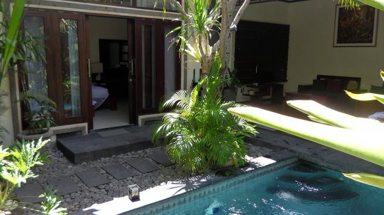 The Bali Dream Villa Seminyak : View from our Villa