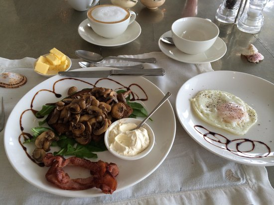 Sea Five Boutique Hotel: Champions' breakfast