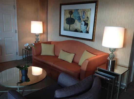 Westin Portland: Guest room furniture