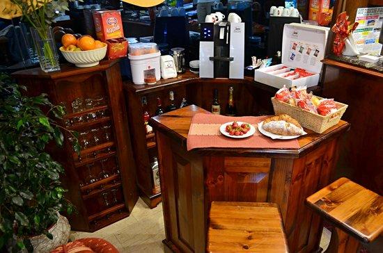 Miro Hotel : il nostro piccolo Bar!