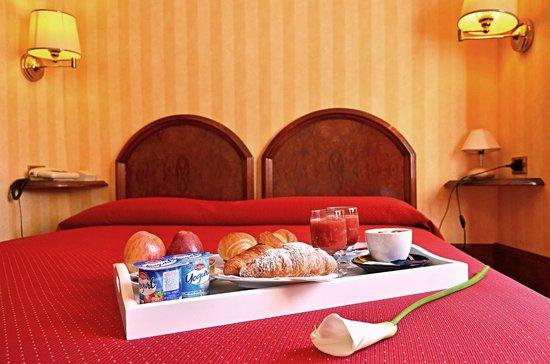 Miro Hotel : Colazione in camera senza alcun supplemento!