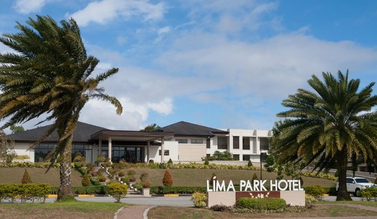 Malvar, Filipinas: Welcome to Lima Park Hotel