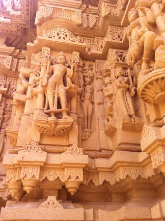 Jain Temples : Inside