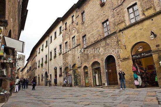 Residenza d'Epoca Palazzo Buonaccorsi: Facciata Palazzo