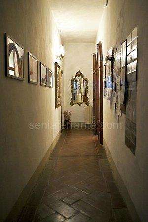 Residenza d'Epoca Palazzo Buonaccorsi: Corridoio