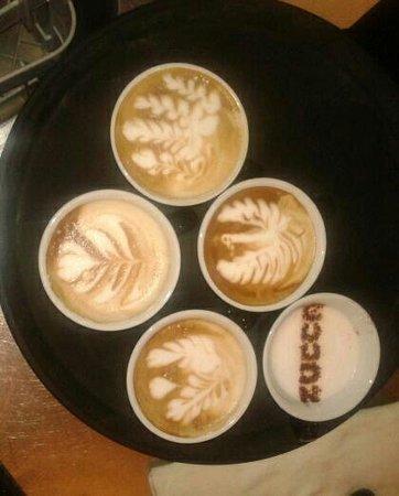 Bar Zucca: Cappuccini