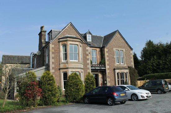 Yann's at Glenearn House: Beautiful country hotel