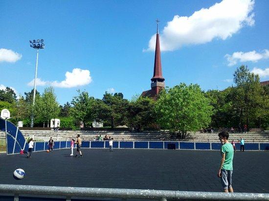 Parcul Alexandru Ioan Cuza: Alexandru Ioan Cuza Park