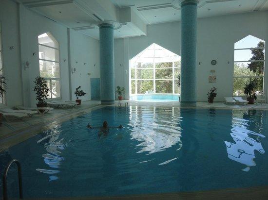 Marhaba Royal Salem: Крытый бассейн