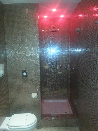 Hotel Ucciardhome: Bagno