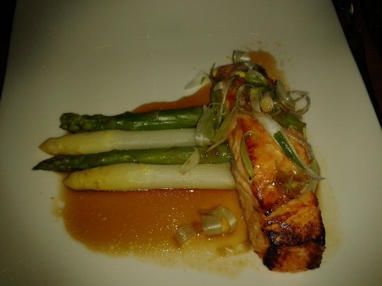 Seasons Restaurant: miso salmon - spettacolare