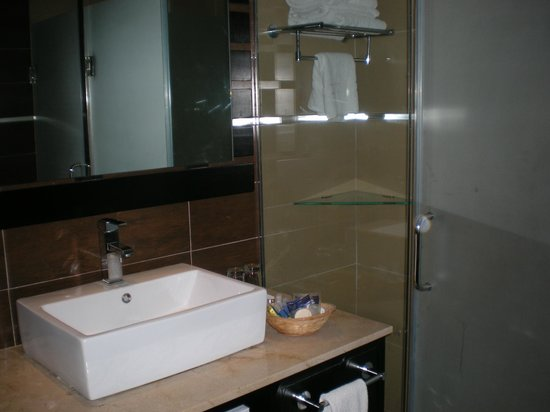 Punta Cana Princess All Suites Resort & Spa: salle de bain