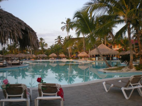 Punta Cana Princess All Suites Resort & Spa: piscine