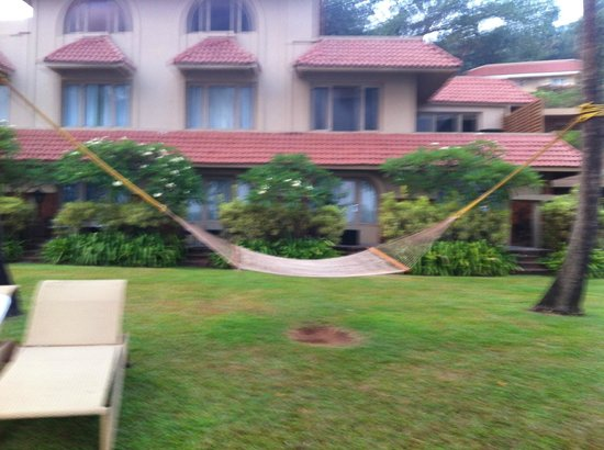 Vivanta by Taj - Fort Aguada, Goa : Sit out Sea Facing rooms