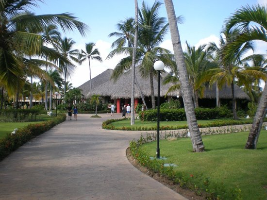 Punta Cana Princess All Suites Resort & Spa: buffet