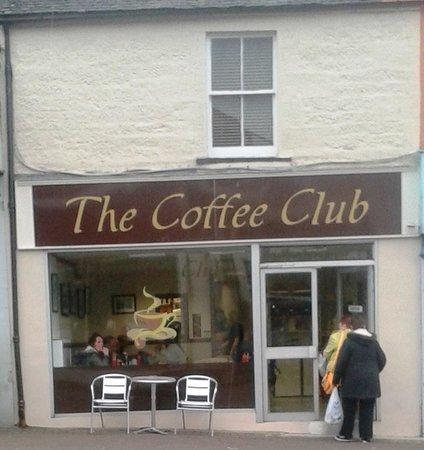 The Coffee club Bathgate April 2014.