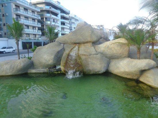 Praça Das  Águas