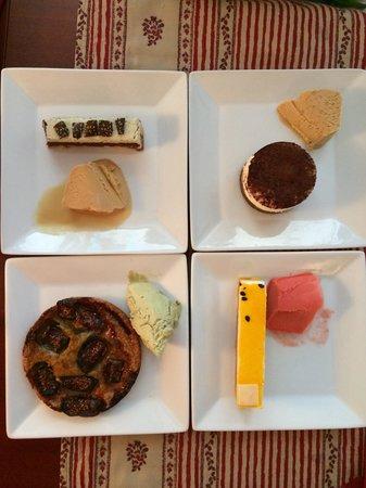 Le Péché Gourmand: Десерты восхитительны