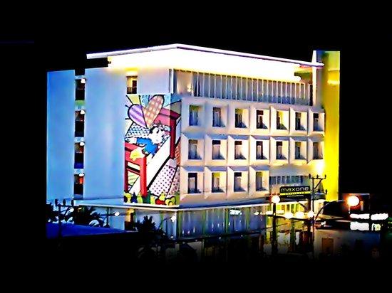 MaxOneHotels @ Vivo Palembang: MaxOne Hotels Vivo Palembang