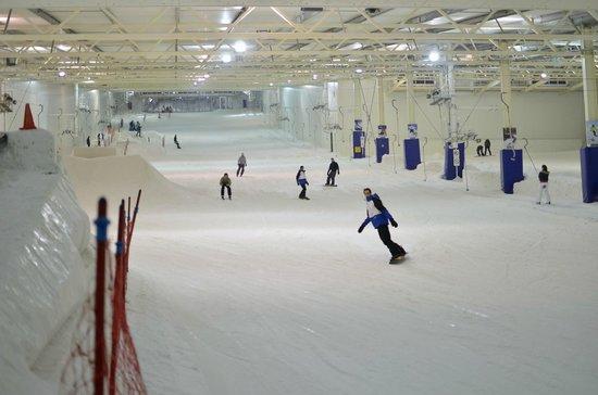 Terneuzen, هولندا: Skibaan