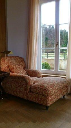 Schloss Elmau - Luxury Spa & Cultural Hideaway: 図書室