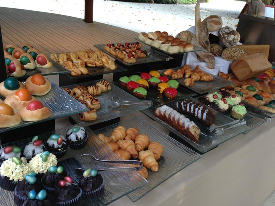 special easter breakfast buffet on the beach picture of baros rh tripadvisor com easter breakfast buffet menu easter brunch buffet menu