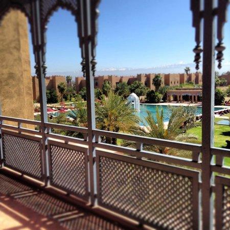 Sahara Palace Marrakech : Vista dal balcone della camera
