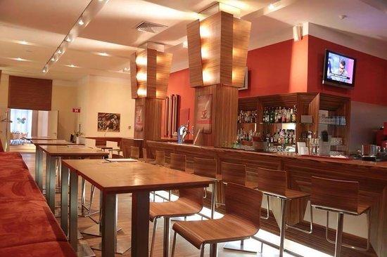The Gerald's Hotel: Bar