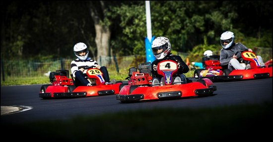 Perols, Francja: karts course
