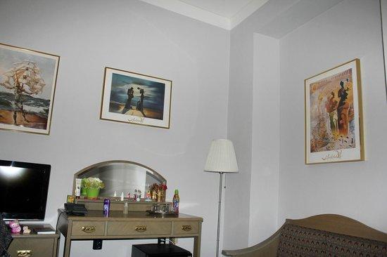 Hotel Salvator: Очень уютный номер