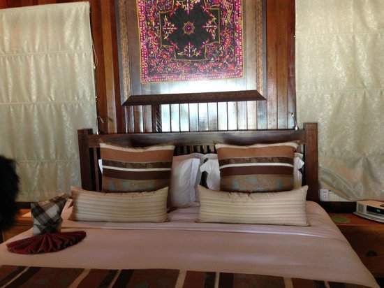 Bunga Raya Island Resort & Spa: inside my room