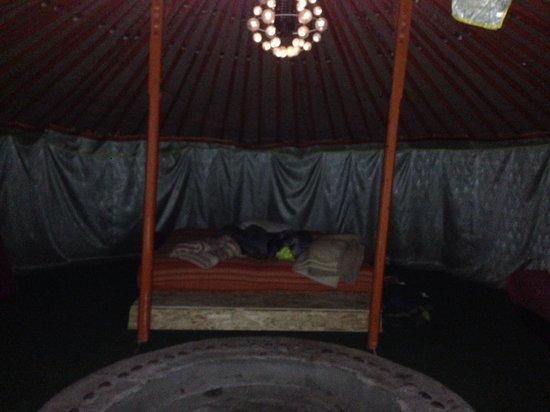 Shantee House : Live like Genghis Khan