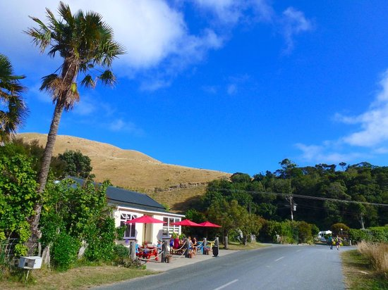 Cable bay Cafe: The perfect place to relax!