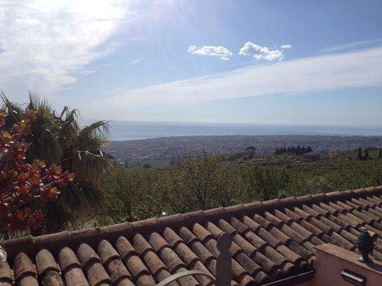 Il Ciliegio dell'Etna: View