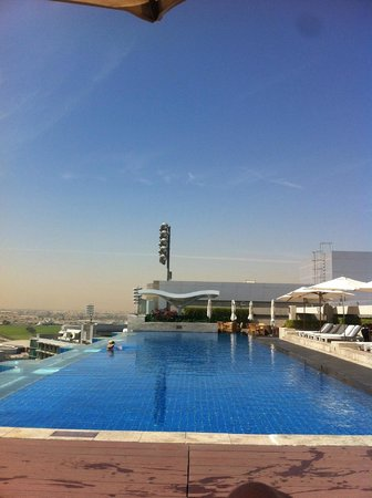 The Meydan Hotel: Pool