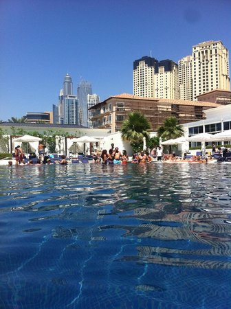 The Meydan Hotel: Meydan Beach Club