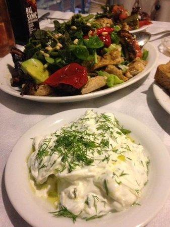 Taverna Knossos: Knossos Salad