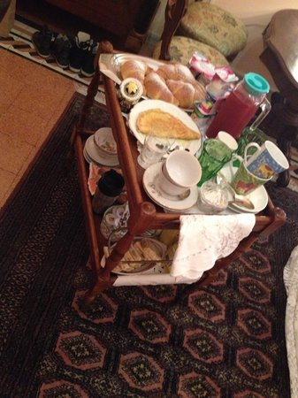 Atmosfere del Centro Storico : Breakfast