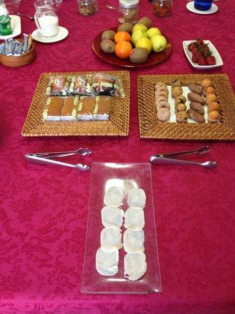 LaVida Vino Spa : Breakfast