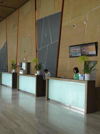 Novotel Bangkok IMPACT : Reception