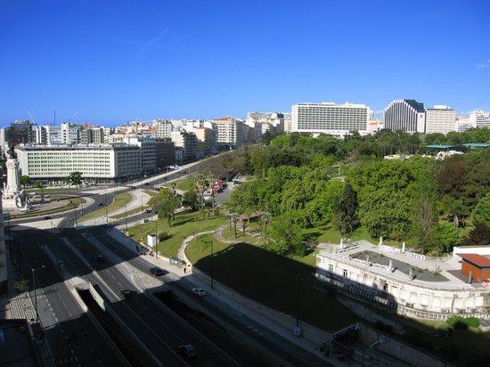 SANA Lisboa Hotel: Vistas desde la Habitación