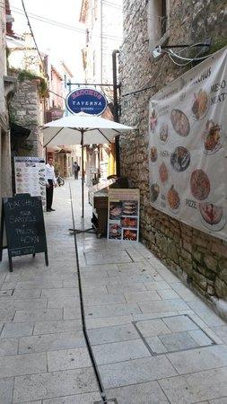 Taverna Bachus : Bacchus Umag