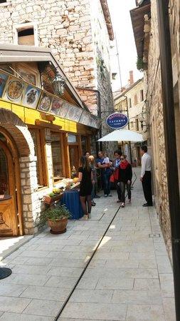 Taverna Bachus : Bacchus taverna-Umag