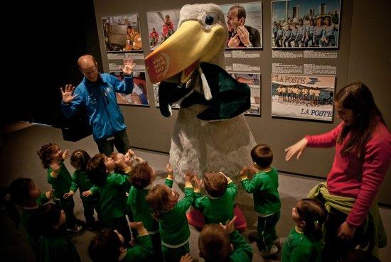 Museo Volvo Ocean Race: wisdom