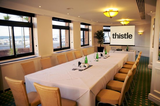 Thistle Poole: Meeting