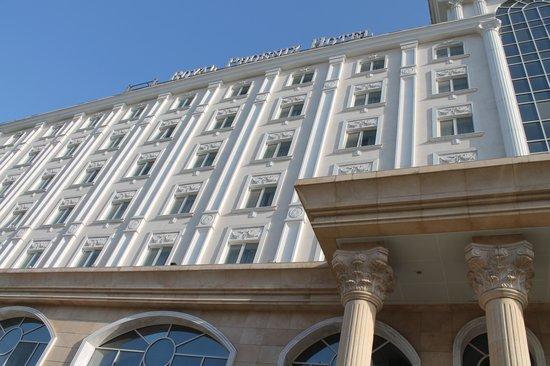 Royal Phoenix Beijing : front of hotel